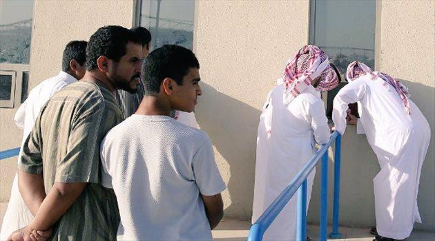 توافد الجماهير السعودية على تذاكر مواجهة العراق