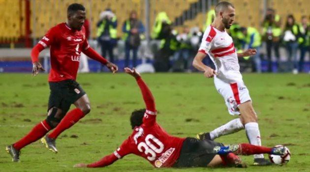 قمة سلبية بين الزمالك والأهلي في الدوري المصري