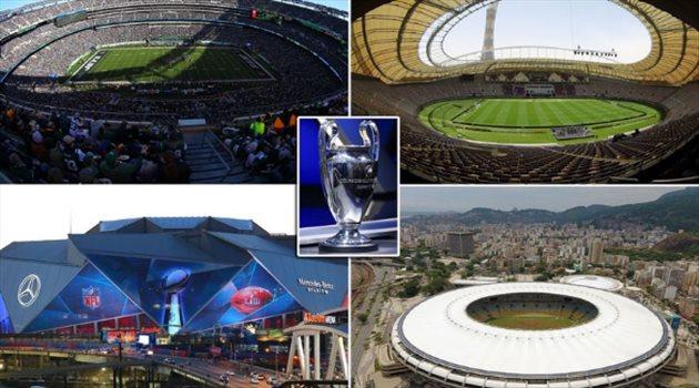 صور| مفاجأة.. المملكة ضمن 6 مرشحين لاستضافة نهائي دوري أبطال أوروبا