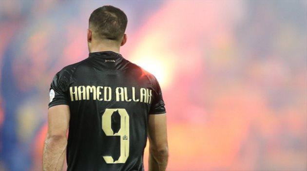 حمدالله يدخل تاريخ النصر بدوري المحترفين
