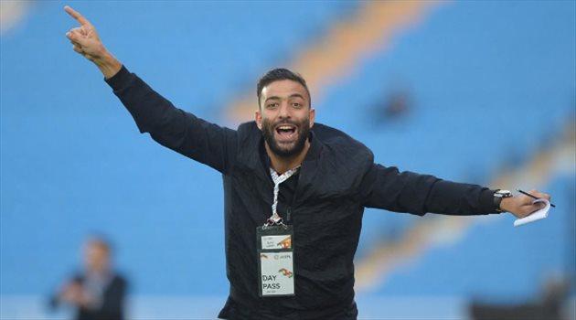 بعد رباعية النصر.. ميدو يعتذر للاعبه عبد الإله العمري
