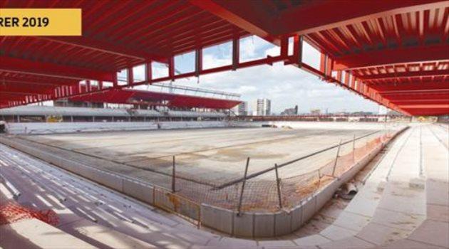 برشلونة يعلن موعد افتتاح ملعبه الجديد يوهان كرويف
