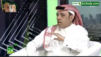 محمد الذايدي يعارض عمل الهلال في التعاقدات مع الاعبين الاجانب
