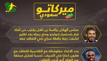 ميركاتو سعودي| إدواردو مستمر مع الهلال ونجم فرنسي يقترب من النصر