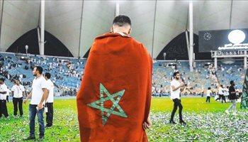 صورة.. أول تعليق من حمدالله عقب خروجه من قائمة المغرب