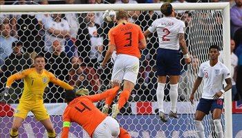 """دوري الأمم الأوروبية  هولندا تطير للنهائي بفوز """"ماراثوني"""" على إنجلترا"""