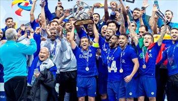 """قائد الهلال يقدم """"عرضا مثيرا"""" لآل الشيخ قبل مباراة ألميريا والنصر"""