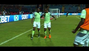نجم النصر يصنع الهدف الثاني ويساهم في الثالث لمنتخب نيجيريا أمام الكاميرون
