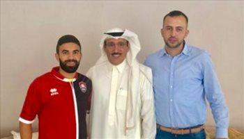 صور| رسميا.. الرائد يتعاقد مع لاعب النصر السابق محمد فوزير