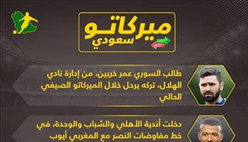 ميركاتو سعودي| طلب رسمي للرحيل عن الهلال.. وأزمة جديدة تضرب النصر