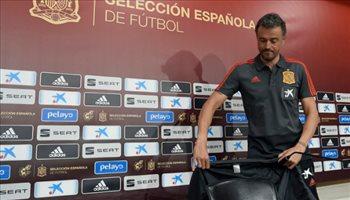 رسميا..لويس إنريكي يرحل عن تدريب إسبانيا.. ومساعده البديل