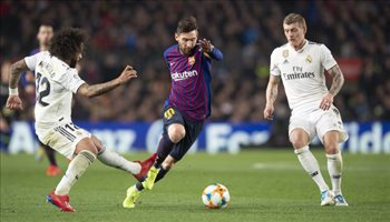 كابيلو: ريال مدريد بطل الليجا.. وبرشلونة يخسر بسبب ميسي!