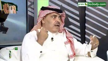 عبدالرحمن الجماز يكشف عن المسؤل الاول في ادارة الاهلي وادارته للنادي