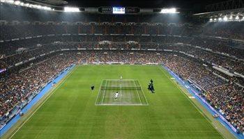 بسبب فيروس كورونا.. ريال مدريد يحول ملعبه لمخزن أدوية
