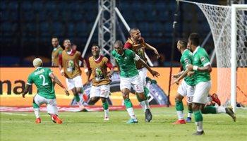 كان 2019| نجم العدالة يقود مدغشقر للتأهل إلى الدور ربع النهائي