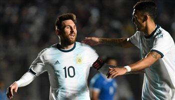 فيديو| ميسي يقود الأرجنتين لفوز كبير على نيكارجوا وديا