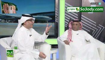 سليمان الجعيلان : إنتقال خربين لبيراميدز المصري كان تحطيم له