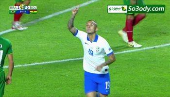 هدف البرازيل الثالث  في مرمى بوليفيا ..  كوبا أمريكا