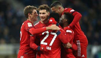 بايرن ميونيخ يستعد للموسم الجديد بـ23 هدفا في غوتاخ
