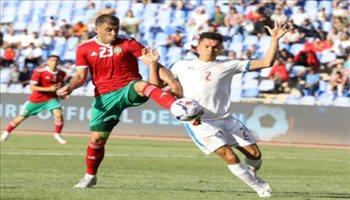 بعد الهزيمة أمام جامبيا .. هجوم على نجم المغرب بسبب حمد الله
