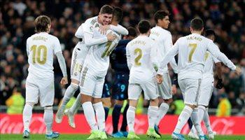 """ريال مدريد يحدد مستقبل نجمه المعار للدوري الإنجليزي.. """"هل يعود"""""""