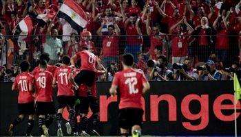 مصر تتأهل لدور الـ16 بثنائية في الكونغو.. وحارس الأنصار يودع أمم إفريقيا