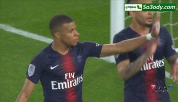 اهداف مباراة .. باريس سان جيرمان 4 - 0 ديجون .. الدوري الفرنسي