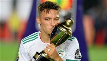 رسميا .. ميلان يعلن تعاقده مع أفضل لاعب في أمم إفريقيا 2019