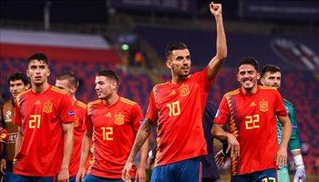 فيديو| نجوم ريال مدريد تتألق مع شباب إسبانيا