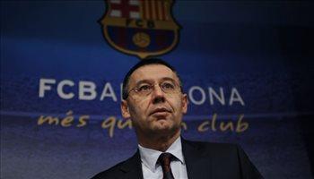 على طريقة ريال مدريد.. رئيس برشلونة يحفز اللاعبين