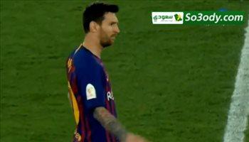 اهداف مباراة .. برشلونة 1 - 2 فالنسيا .. نهائي كاس الملك