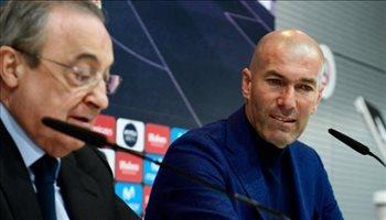 مفاجأة مدوية.. زيدان ينوي الاستقالة من تدريب ريال مدريد !