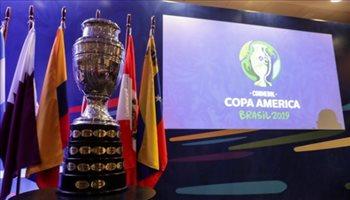ريال مدريد يراقب نجم جديد في كوبا أمريكا