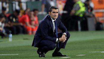 فالفيردي مستفزا جماهير برشلونة بعد خسارة كأس إسبانيا: أفضل من الهزيمة في ربع النهائي