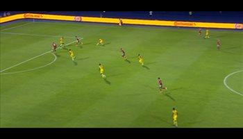 """لاعب الشباب يصنع هدف """"الإنقاذ"""" للمغرب أمام بنين"""