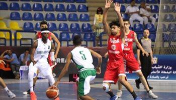 الأخضر يحقق برونزية العرب للناشئين لكرة السلة