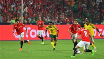 كان 2019  منتخب مصر يودع البطولة أمام جنوب إفريقيا