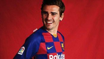 تقارير| برشلونة يستعد لإعلان ضم جريزمان رسميا.. وتحديد موعد تقديم اللاعب