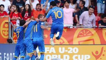 أوكرنيا بطلة كأس العالم تحت 20 عاما للمرة الأولى على حساب كوريا الجنوبية