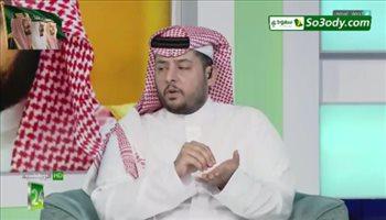 محمد الشهراني يكشف عن رئيس نادي النصر الجديد
