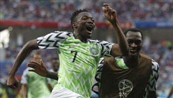 موسى يقود نيجيريا إلى دور الـ16 بكأس أمم إفريقيا