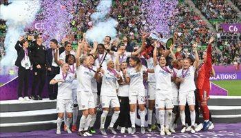"""برشلونة يواصل مسلسل """"الخيبة الأوروبية"""" بخسارة دوري الأبطال النسائي أمام ليون"""
