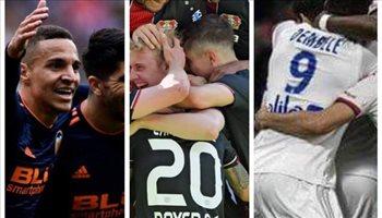 3 متأهلون جدد لدوري أبطال أوروبا من الدوريات الكبرى