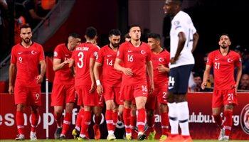 فيديو.. سقوط مدوي لفرنسا بطل العالم أمام تركيا بتصفيات يورو 2020