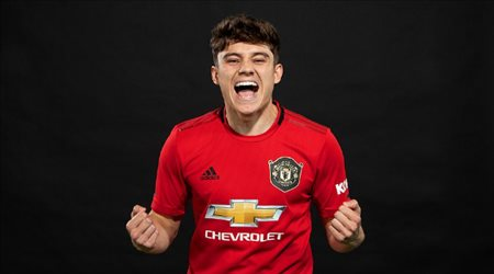 بعد انضمام سانشو.. مانشستر يونايتد يحسم مستقبل جيمس بقرار ناري