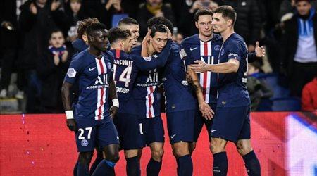 سان جيرمان يكتسح ديجون 6-1 ويصعد لنصف نهائي كأس فرنسا