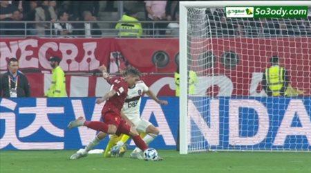 هدف ليفربول في مرمي فلامينجو  ..نهائي كاس العالم للاندية