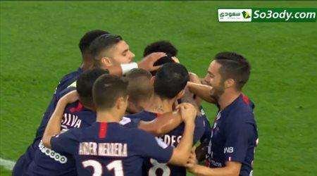 أهداف مباراة .. باريس سان جيرمان 4 - 0 انجين .. الدوري الفرنسي