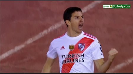 اهداف مباراة .. ريفر بليت  2 - 0بوكا جونيورز .. نصف نهائي كأس الليبرتادوريس