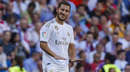 """هازارد يثير فتنة في ريال مدريد.. فشل خطة كريستيانو رونالدو ونجاح نموذج جاريث بيل"""""""